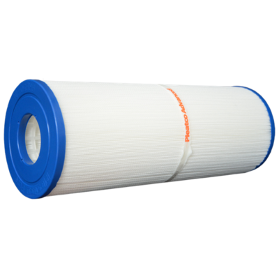 PRB50-IN filter for massasjebad angle-view