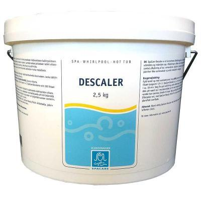 Descaler 2,5 kg for massasjebad