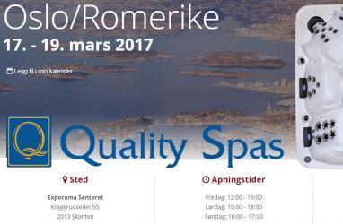 Ta turen til årets boligmesse på Exporama Senteret, 17. – 19. mars 2017