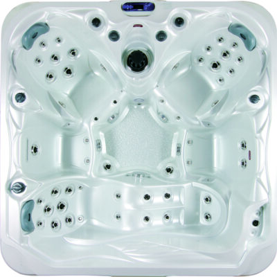 Massasjebad QualitySpas Day-Dream QDS200L TopView