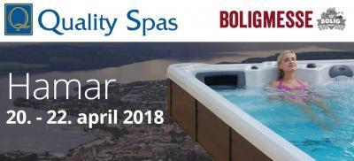 Finn ditt Massassjebad på boligmessen i Hamar 20-22 april