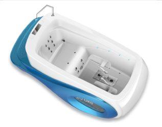 Aquabike massasjebad