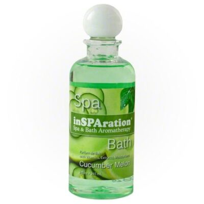 Aromaolje Cucumber Melon for massasjebad fra Quality Spas