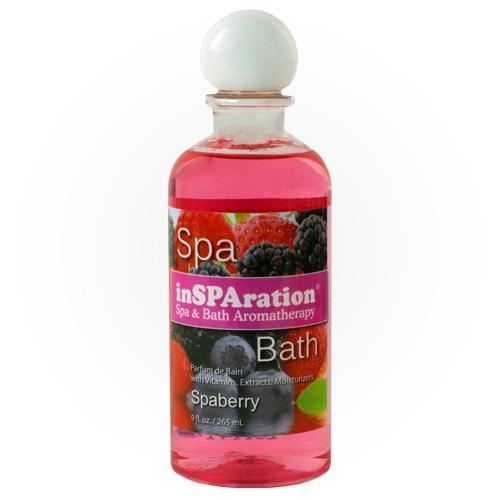 Aromaolje Spaberry for massasjebad fra Quality Spas