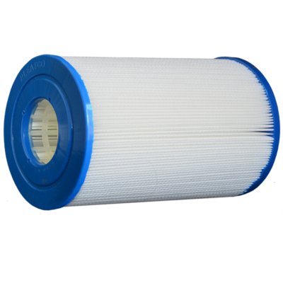 PRB35-IN filter for massasjebad angle-view