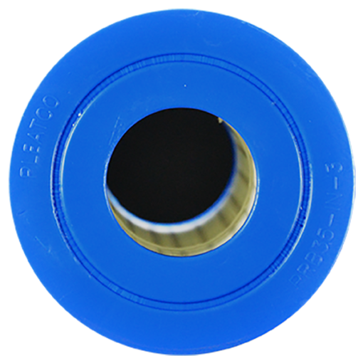 PRB35-IN filter for massasjebad bottom-view