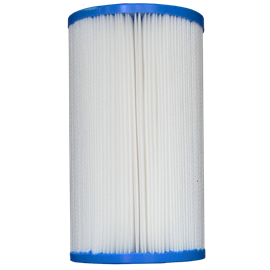 PRB35-IN filter for massasjebad front-view