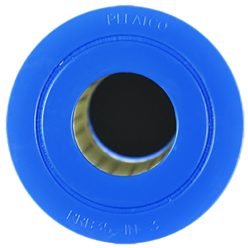 PRB35-IN filter for massasjebad top-view