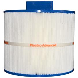 PVT50WH filter for massasjebad front-view