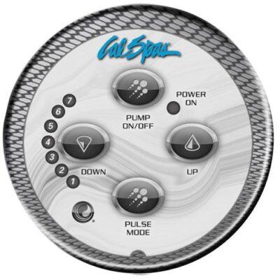 CalSpas kontrollpanel ATS for massasjebad fra Quality Spas