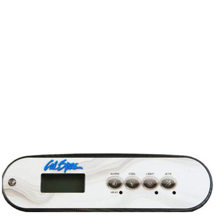 CalSpas kontrollpanel CSTP400U for massasjebad fra Quality Spas