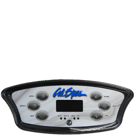 CalSpas kontrollpanel CSTP600T for massasjebad fra Quality Spas