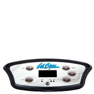 CalSpas kontrollpanel CSTP600U for massasjebad fra Quality Spas