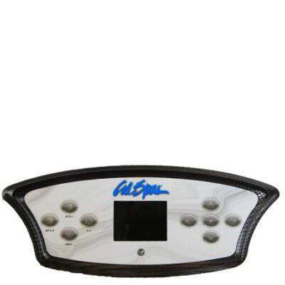 CalSpas kontrollpanel CSTP800 for massasjebad fra Quality Spas