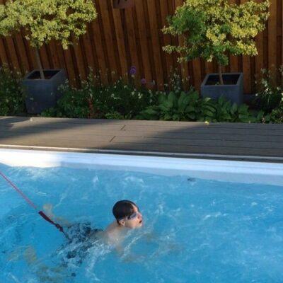 Sportpack swimspa
