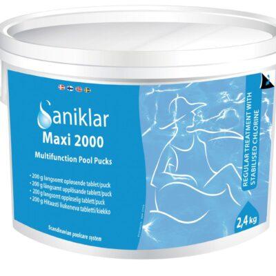 Maxi 2000 2,4kg