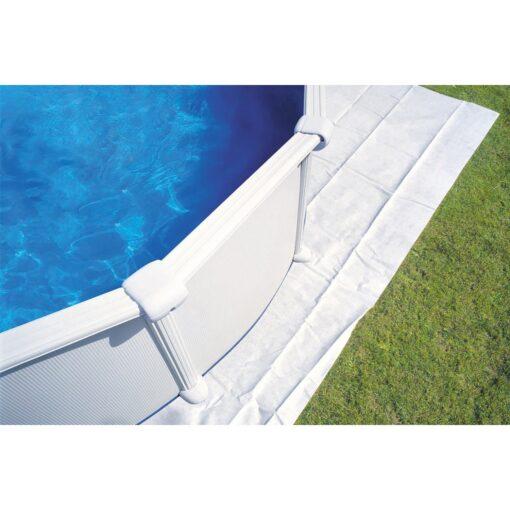Bunnbeskyttelse Standard (for rundt basseng)