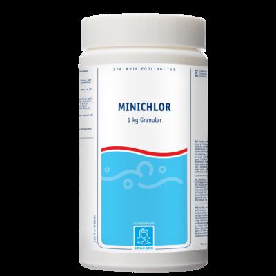 Klor - MiniChlor 56, Quick Granulat (Klor)